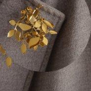 brož vavřín (zlato)