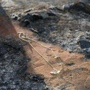 mini řetízek vavřín (zlato)